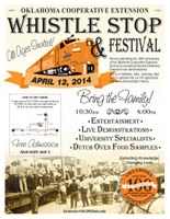 OSU Cooperative Extension celebrates 100 years of service with historic whistle stop reenactment